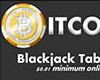Bitcoin Blackjack tables