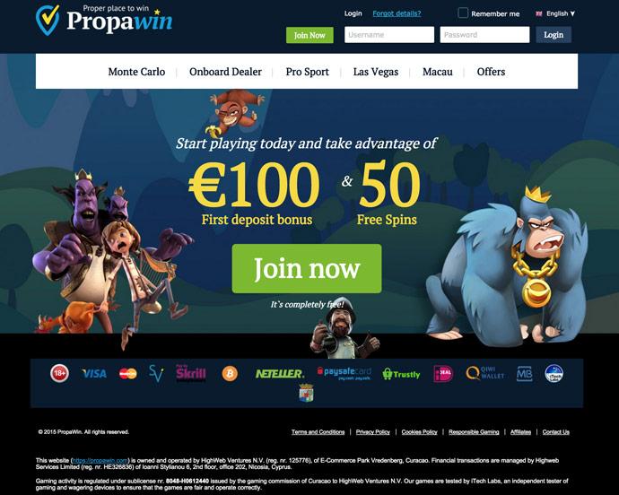 PropaWin