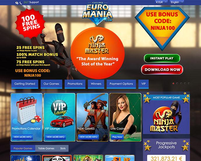 Euro Mania