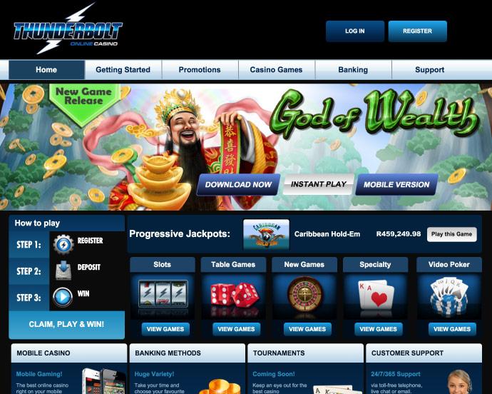 Thunderbolt Casino | Casino-Bonus Club