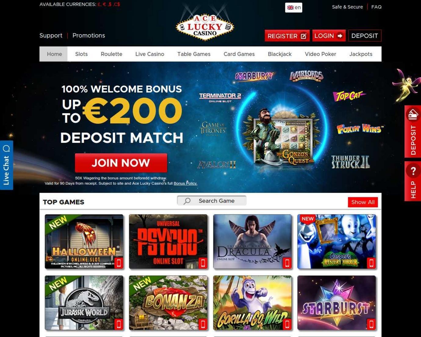 официальный сайт отзывы о казино lucky casino