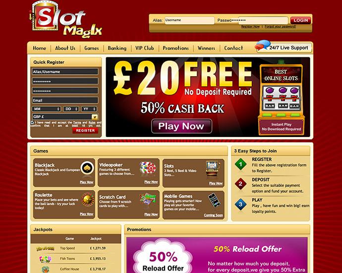 Slot MagiX