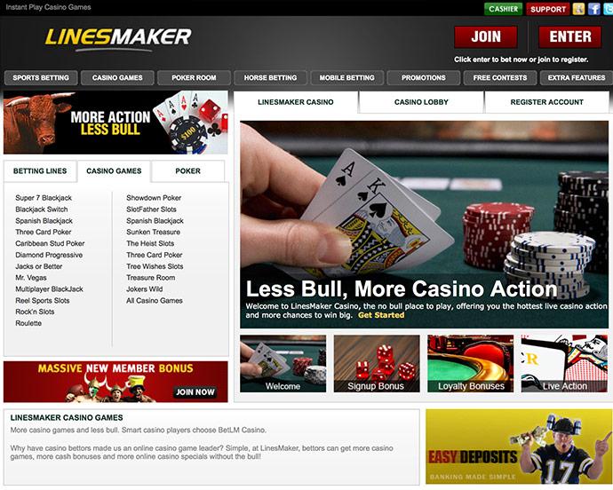 Linesmaker.Com