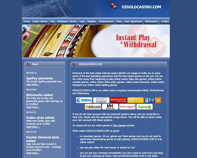 EZ Gold Casino