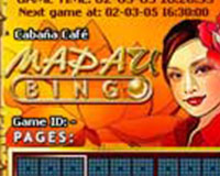 Mapau Bingo