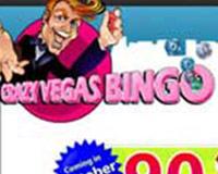 Crazy Vegas Bingo