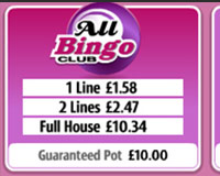 All Bingo Club