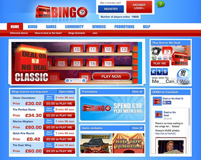 Bingo dealer