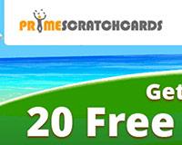Prime Scratchcards
