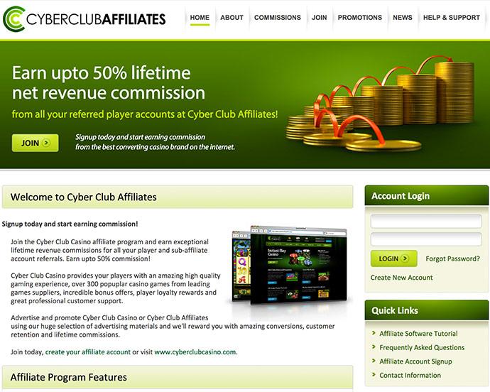 CyberClub Affiliates